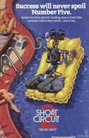 "Short Circuit 2 - 11"" x 17"""