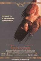 "Fresh Horses - 11"" x 17"""