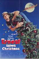 Ernest Saves Christmas Fine Art Print