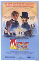 """Without a Clue - movie poster - 11"""" x 17"""""""