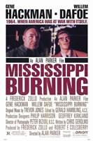 """Mississippi Burning By Alan Parker - 11"""" x 17"""""""