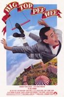"Big Top Pee-wee - 11"" x 17"", FulcrumGallery.com brand"