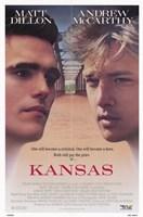 """Kansas - 11"""" x 17"""""""