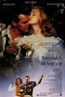 "Everybody's All-American - 11"" x 17"", FulcrumGallery.com brand"