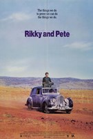 """Rikky and Pete - 11"""" x 17"""" - $15.49"""