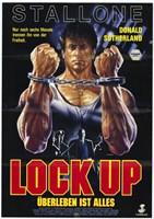 """Lock Up - 11"""" x 17"""""""