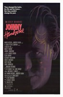 "Johnny Handsome - 11"" x 17"""