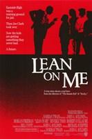 "Lean on Me - 11"" x 17"""