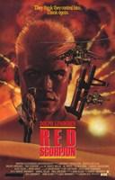 """Red Scorpion - 11"""" x 17"""""""