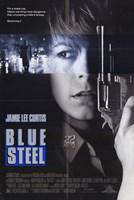 """Blue Steel Jamie Lee Curtis - 11"""" x 17"""""""