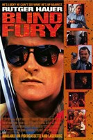 "Blind Fury - 11"" x 17"""