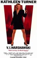 """V I Warshawski - 11"""" x 17"""", FulcrumGallery.com brand"""