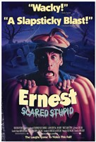 "Ernest Scared Stupid - 11"" x 17"""