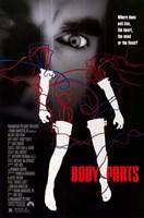 """Body Parts - 11"""" x 17"""""""