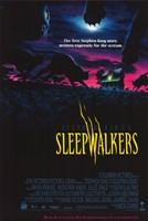 "Sleepwalkers - 11"" x 17"""