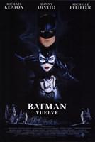 Batman Returns Cast Fine Art Print
