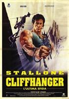 """Cliffhanger Spanish - 11"""" x 17"""""""
