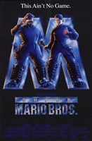 "Super Mario Bros. - 11"" x 17"""