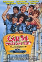 """Car 54 Where Are You? - 11"""" x 17"""""""