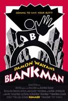 """Blankman - 11"""" x 17"""""""