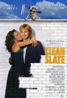 """Clean Slate - 11"""" x 17"""""""