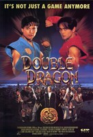 "Double Dragon - 11"" x 17"""