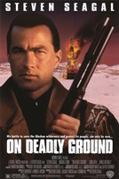 """On Deadly Ground - 11"""" x 17"""""""
