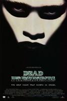 """Dead Presidents Face - 11"""" x 17"""""""