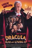 "Dracula Dead and Loving It - 11"" x 17"""