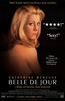 """Belle de Jour - movie poster - 11"""" x 17"""""""