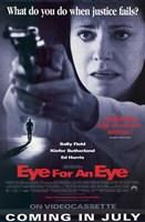 """Eye For An Eye - 11"""" x 17"""""""