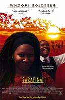 """Sarafina - 11"""" x 17"""""""