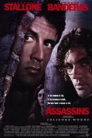"""Assassins - 11"""" x 17"""""""