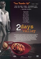 """Two Days in the Valley - 11"""" x 17"""" - $15.49"""