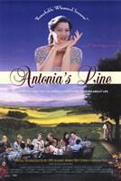 """Antonia's Line - 11"""" x 17"""""""