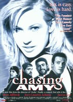 "Chasing Amy Love is Hard - 11"" x 17"""