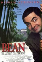 "Bean: The Ultimate Disaster - 11"" x 17"""