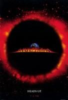 "Armageddon Solar Flare - 11"" x 17"""