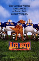 "Air Bud: Golden Receiver movie poster - 11"" x 17"""