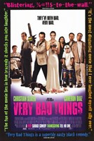 "Very Bad Things - characters posed - 11"" x 17"""