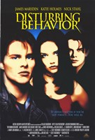 "Disturbing Behavior - 11"" x 17"" - $15.49"