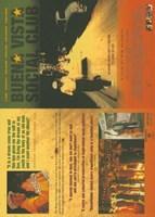 """Buena Vista Social Club - 11"""" x 17"""", FulcrumGallery.com brand"""