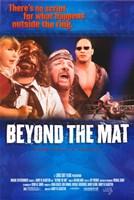 """Beyond the Mat - 11"""" x 17"""""""