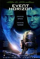 """Event Horizon Fishburne And Neill - 11"""" x 17"""""""