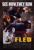 "Fled - 11"" x 17"" - $15.49"
