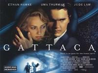 """Gattaca Hawke, Thurman & Law - 17"""" x 11"""""""