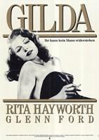 """Gilda Sepia - 11"""" x 17"""""""