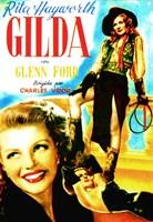 """Gilda Cowgirl - 11"""" x 17"""""""