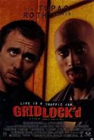"Gridlock'd - 11"" x 17"""