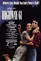"""Highway 61 - 11"""" x 17"""" - $15.49"""